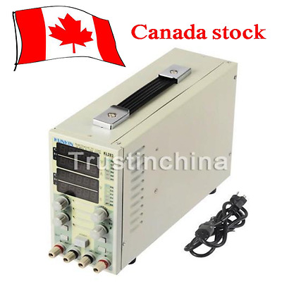 Dual Channel Adjustable LCD DC Electronic Load 300W 80V 30A  Canada Local