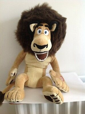 Talking Alex The Lion From Madagascar