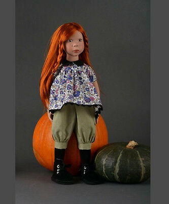 Zwergnase Junior Doll Layla From 2017 Collection NEW