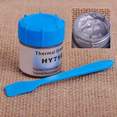 20g Silver Compound Thermal Grease Paste Conductive For CPU Heatsink GPU Chipset