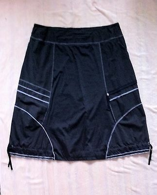 Cordelia Collection - Size 20-22  - Womens  Skirt - Black - Convertible style