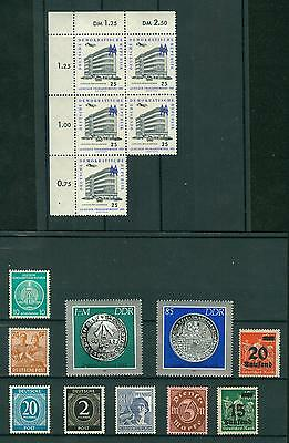 timbres allemagne ** deutsches reich  stamps germany **