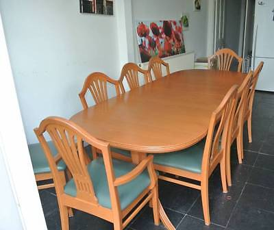Vintage Chiswell (Winchester) Dining setting