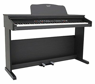 GUT: Bird DP1/DP - 1 E-Piano schwarz
