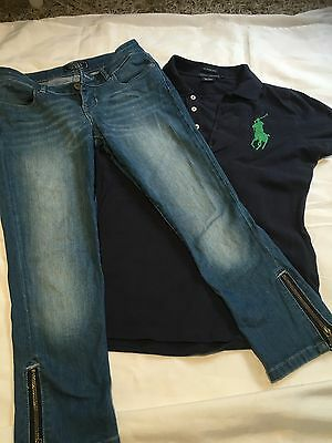 Ladies Ralph Lauren And Guess Clothes