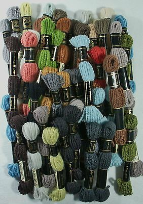DMC Tapestry Wool x 51 = Full Set to complete Bluey's Boots Tapestry NEW