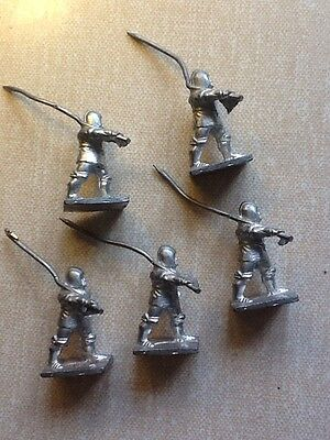 Miniature Fantasy Role Play Game Figures