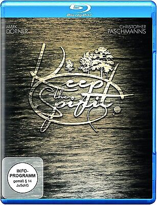 Keep the Spirit BLUE RAY- Mark Dörner & Christopher Paschmannsm, Angelfilm