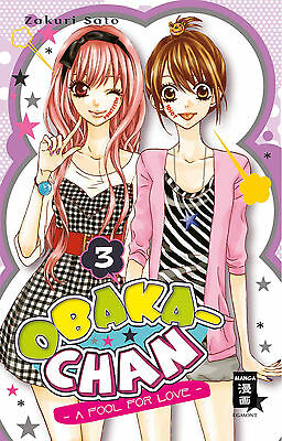 Obaka-chan: A fool for Love 3 - Deutsch - EMA / Egmont - NEUWARE