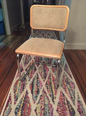 Marcel Breuer Style Dining Chairs (set of six)