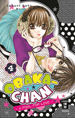 Obaka-chan: A fool for Love 4 - Deutsch - EMA / Egmont - NEUWARE