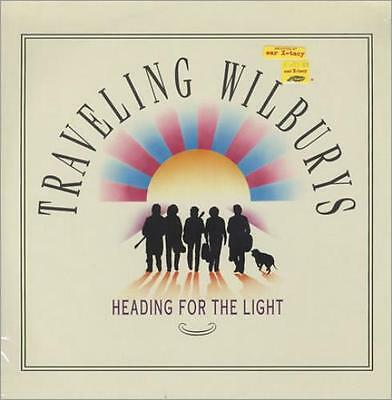 """Traveling Wilburys Heading For The Light 12"""" vinyl single record (Maxi) GER"""