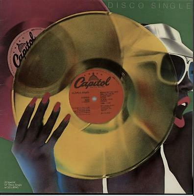 """Gloria Jones Bring On The Love (Why Can... USA 12""""  record (Maxi)"""