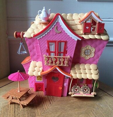 Lalaloopsy Sew Sweet Dolls House Playset For Mini Dolls