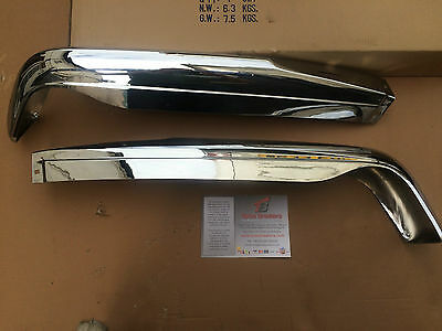 Mercedes Pagoda Model FRONT BUMPER Chrome  230SL 250SL 280SL  W111 112