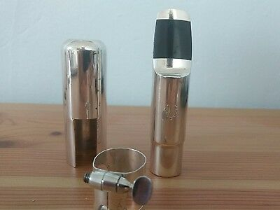 Yanagisawa Metal Alto Mouthpiece 6 tip opening VERY GOOD CONDITION