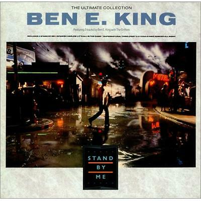 Ben E. King Stand By Me - The Ultimate Collection UK vinyl LP album record