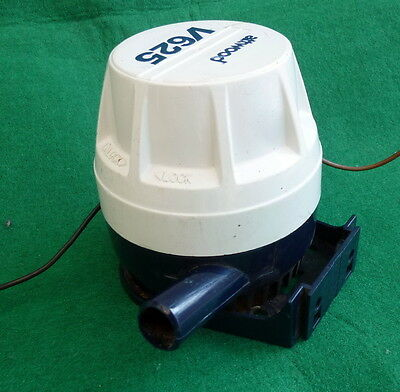 Automatic Water Pump DC 12V Submersible