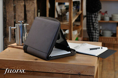 Filofax Fusion A5 iPad Air Organiser with 2017 Diary & Notepad Brand New Boxed