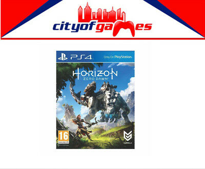 Horizon Zero Dawn PS4 Game New & Sealed Free Express Post In Stock