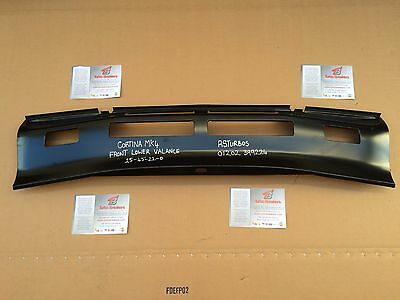 CORTINA MK4 Front lower panel New NOT genuine Ford  - poss Ghia versions