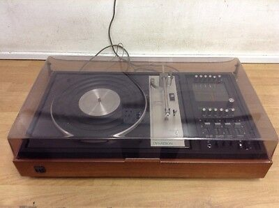 Vintage Goldring G101 Turntable Record Player in Dynatron Music Center