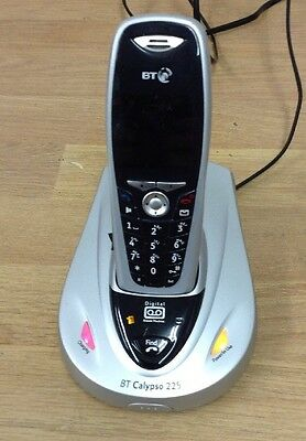 Phone BT Calypso 225 Handset + Base DECT Digital Cordless Answer Machine
