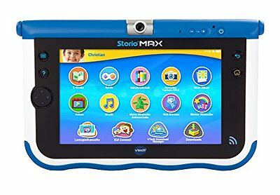 SEHR GUT: VTech 80-166804 - Tablet - Storio MAX 7 Zoll
