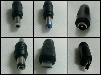 5.5mm x 2.1mm female male CCTV converter adapter USB power coupler dc plug 2.5mm
