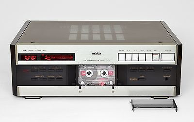 Revox H1 High End Cassette deck - Tapedeck - *refurbished*  Follower of the B215