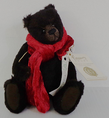 Cotswold Mohair Bear 'noel' From The Petite Collection One Of A Kind