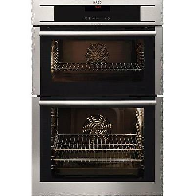 AEG DC7013101M Built-in Multifunction Twin Fan Assisted Electric Double Oven