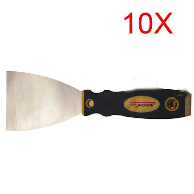 Advanced S 75 MM Bright Rust-Proof Putty Knife Wholesale Lots 10 PCS