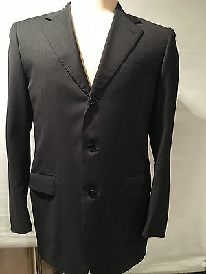 Canali Made In Italy Men's 100% Wool Blazer Size 42 R