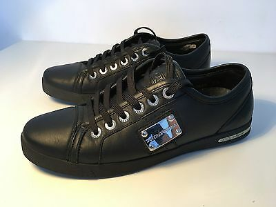 Dolce&Gabbana Leather Trainers UK size 7