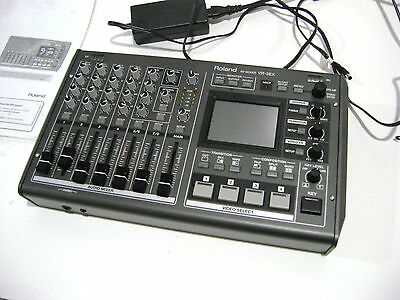 Roland VR-3EX SD/HD Audio/ Video Mixer with USB Streaming