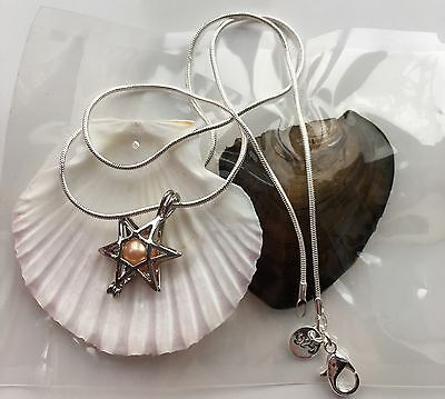 Oyster Pearl Set