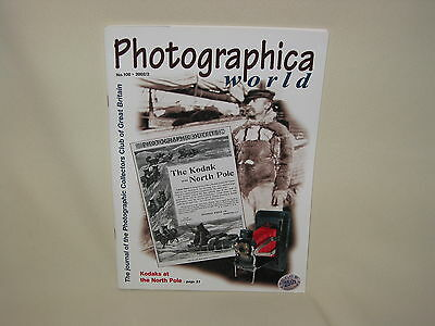 PHOTOGRAPHICA WORLD JOURNAL – No. 100-2002/2. P.C.C.G.B 25th ANNIVERSARY EDITION