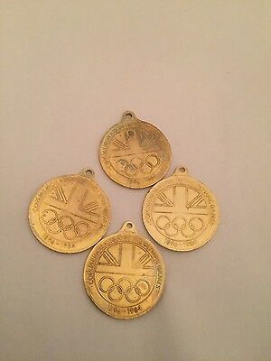 Commemoration of the Olympic Games 1896-1984 Medal Los Angeles 1932 50 Km Walk