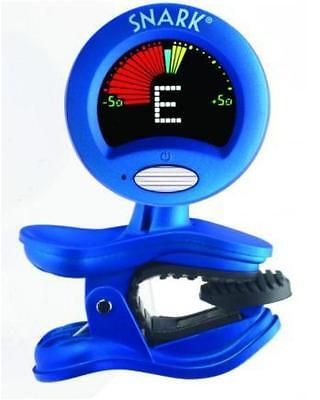 SNARK 'CLIP-ON' CHROMATIC GUITAR TUNER For electric bass and acoustic SN-1