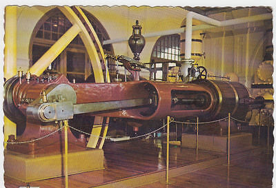 Vintage Postcard The Pump House Steam Museum Kingston Ontario Canada  Unposted.