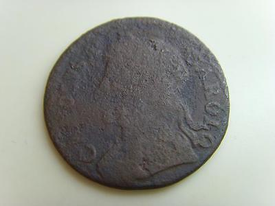 167? Farthing King Charles Ii British Coin Great Britain