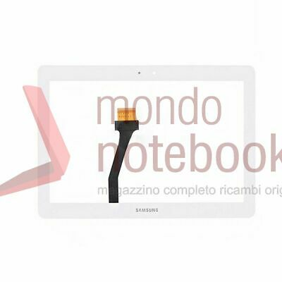 Touch Screen Compatibile SAMSUNG GALAXY tab 2 P5100 10'' (BIANCO)