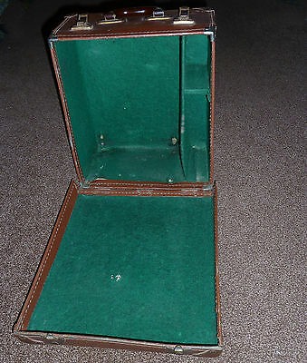 VINTAGE CASE FOR SPECTO 9.5mm, 16mm OR 8mm FILM PROJECTOR
