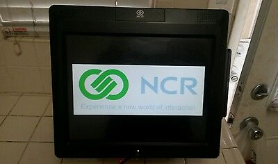 Ncr Pos Touch Screen Monitor 7403-1300
