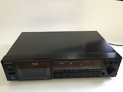 SONY TC-K444ESII Stereo Cassette Deck. Serviced with 3 Months Guarantee