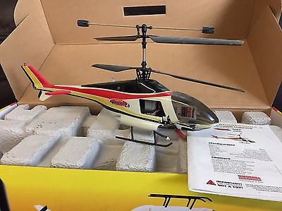 Twisted Aggressor 2.4 Radio Control Helicopter