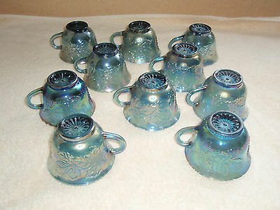 Carnival  Blue 10 Cups Princess Grape  For Bowl Punch Grape