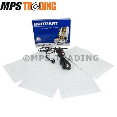 Britpart Universal Heated Seat Kit Retro Fit For Two Seats - Da5717
