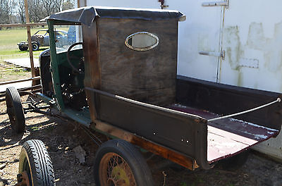 1929 Ford Model A  model a ford pickup-TROG